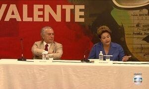 Julgamento da ação que pede cassação da chapa Dilma-Temer é suspenso