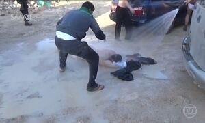 Necropsias revelam que mortes no ataque na Síria foram causadas por armas químicas