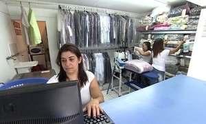 Empresária da Grande São Paulo monta lavanderia na periferia