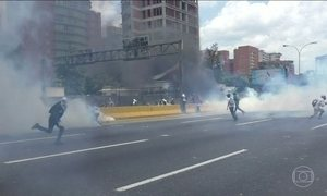 Governo brasileiro e OEA pedem eleições gerais na Venezuela