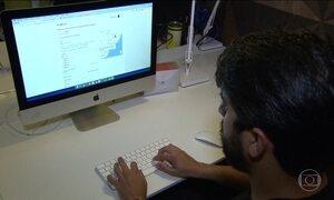Internet ajuda pessoas a conseguir renda extra no orçamento do mês
