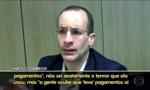 Marcelo Odebrecht diz que Dilma e Graça Foster sabiam sobre pagamento de propina