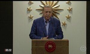 Turquia muda sistema de governo para presidencialismo