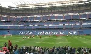 Real Madrid e Bayern de Munique jogam por uma vaga nas semifinais da Liga dos Campeões