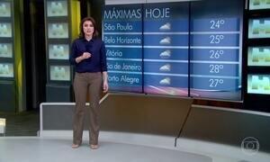 São Paulo registra madrugada mais fria do ano