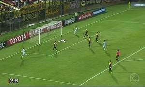 Grêmio e Botafogo empatam em partidas da Copa Libertadores