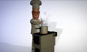 Henrique Meirelles cozinha para melhorar a economia do Brasil