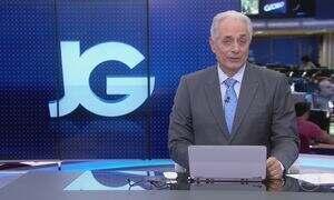 Jornal da Globo - Edição de Terça-feira, 25/04/2017