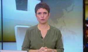 Jornal Hoje - Edição de quarta-feira, 26/04/2017