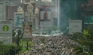 Venezuela anuncia que vai se retirar da OEA