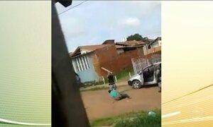 PM investiga o espancamento de três homens em Rio Branco, no AC