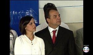 Moro interroga Sérgio Cabral e a esposa, Adriana Ancelmo