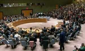 ONU discute o risco de um grande conflito com a Coreia do Norte