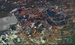Tempestades deixam ao menos 14 mortos nos Estados Unidos