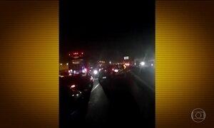 Bandidos atacam motoristas na volta do feriadão nos principais acessos ao Rio