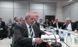 Moro interroga Lula sobre a intimidação contra agentes públicos
