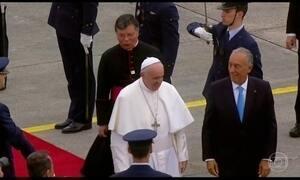 Papa Francisco visita Portugal para canonizar irmãos pastorinhos