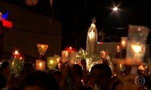 Em Belém do Pará e em SP também tem festa para Nossa Senhora de Fátima