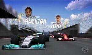 Esquenta a rivalidade entre Mercedez e Ferrari para o Grande Prêmio da Espanha