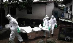 Novo surto de Ebola leva agentes da OMS ao Congo