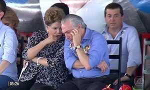 Relator libera retomada de julgamento de ação que pede cassação da chapa Dilma-Temer