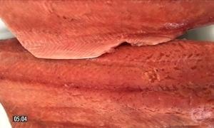 Polícia Federal encontra parasitas em pescados importados da China e do Vietnã