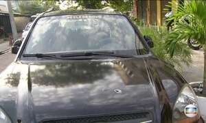 Bandidos levam criança de 4 anos no carro durante assalto no Rio