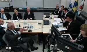 Documentos de ação do triplex registram reuniões entre Lula e diretores da Petrobras