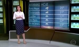 São Paulo está em estado de atenção para o risco de alagamentos
