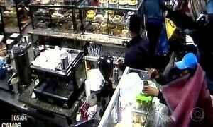 Imagens mostram operação de combate ao tráfico de drogas em SP