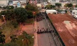 Cracolândia do Centro de São Paulo é fechada pela polícia