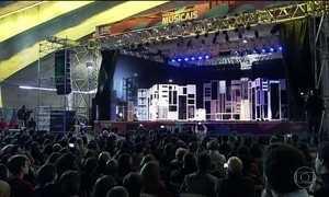 Virada Cultural movimenta fim de semana com shows e atrações em São Paulo