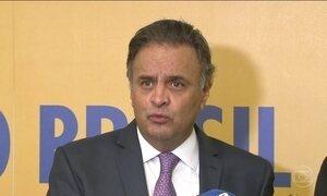 Janot quer que Fachin reconsidere pedido de prisão de Aécio Neves e Rodrigo Rocha Loures
