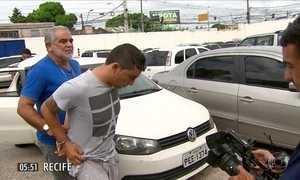 Polícia de PE desarticula quadrilha especializada em ataques a bancos e carros-fortes