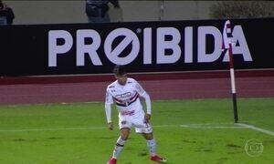 São Paulo vence Avaí pelo Campeonato Brasileiro