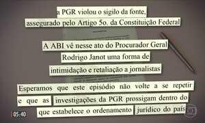 Site de notícias publica conversa entre jornalista e irmã de Aécio Neves