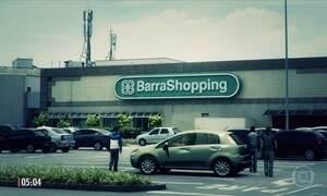 Testemunhas relatam pânico em tentativa de assalto a joalheria em shopping do RJ