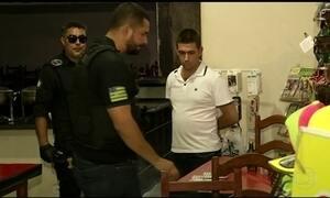 Operação da polícia reprime venda de 'rebite' em Goiás