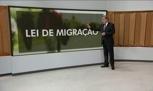 Lei de Migração é sancionada pelo presidente Michel Temer