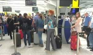 Pane no sistema da British Airways provoca caos nos aeroportos da Europa