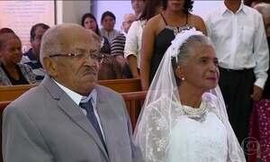 Cidade do interior de Minas Gerais para com festa de casamento
