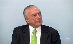 Julgamento da chapa Dilma-Temer no TSE começa nesta terça-feira (6)