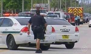 Seis pessoas morrem em tiroteio em empresa próximo a Orlando, nos EUA