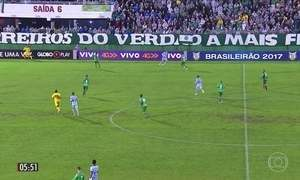Veja gols de partidas do Campeonato Brasileiro