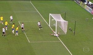 Brasil perde pela primeira vez desde o início da Era Tite
