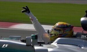 Lewis Hamilton vence de ponta a ponta o GP do Canadá de F1