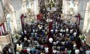 Várias regiões do Brasil comemoram o Dia de Santo Antônio
