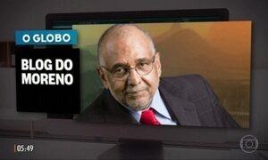 Jornalista Jorge Bastos Moreno morre no RJ
