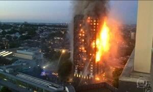 Incêndio que destruiu prédio em Londres era tragédia anunciada