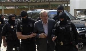 Eduardo Cunha diz à PF que não negociou silêncio com o governo